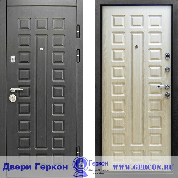 хорошие белые входные двери