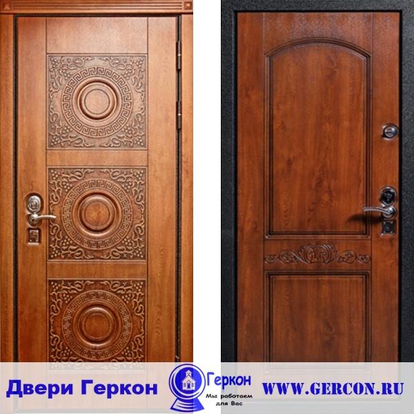 входные металлические двери в квартиру видное