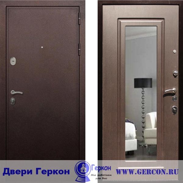 стальные двери в коттедж в голицино