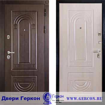 железные двери бесшумные